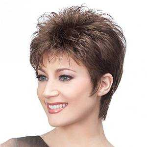 Women'S Real Hair Wigs 107