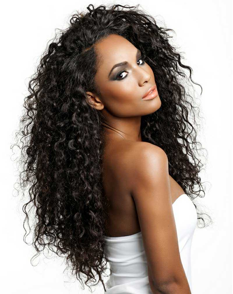 Brazilian Hair Curly