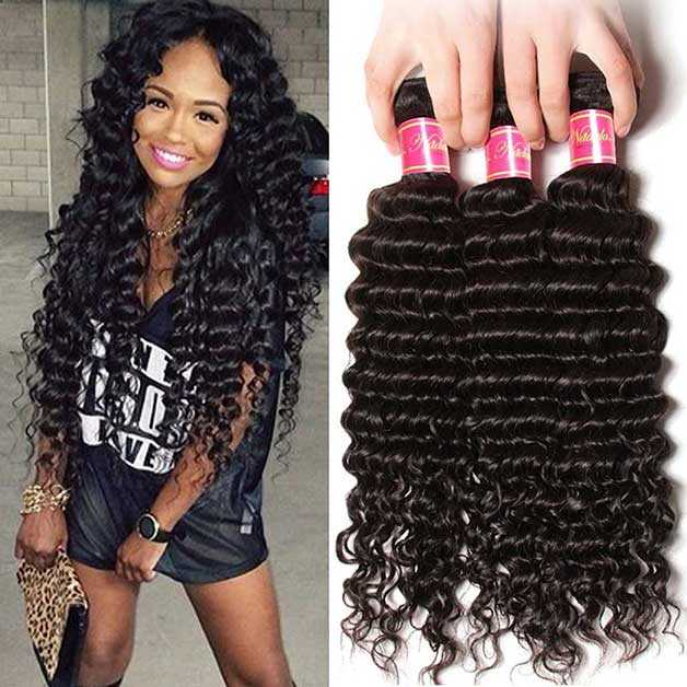 Remy Virgin deep wave