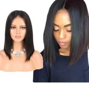 Lace Front Wigs for Black Women - Hair Human Hair Lace Front Wig