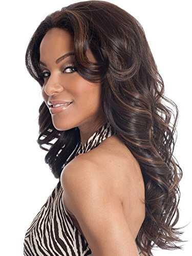 Synthetic Ombre Wig for Black Hair by Vivica Fox
