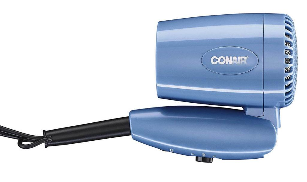 Conair 1600W Folding Compact Hair Dryer Review Image 8