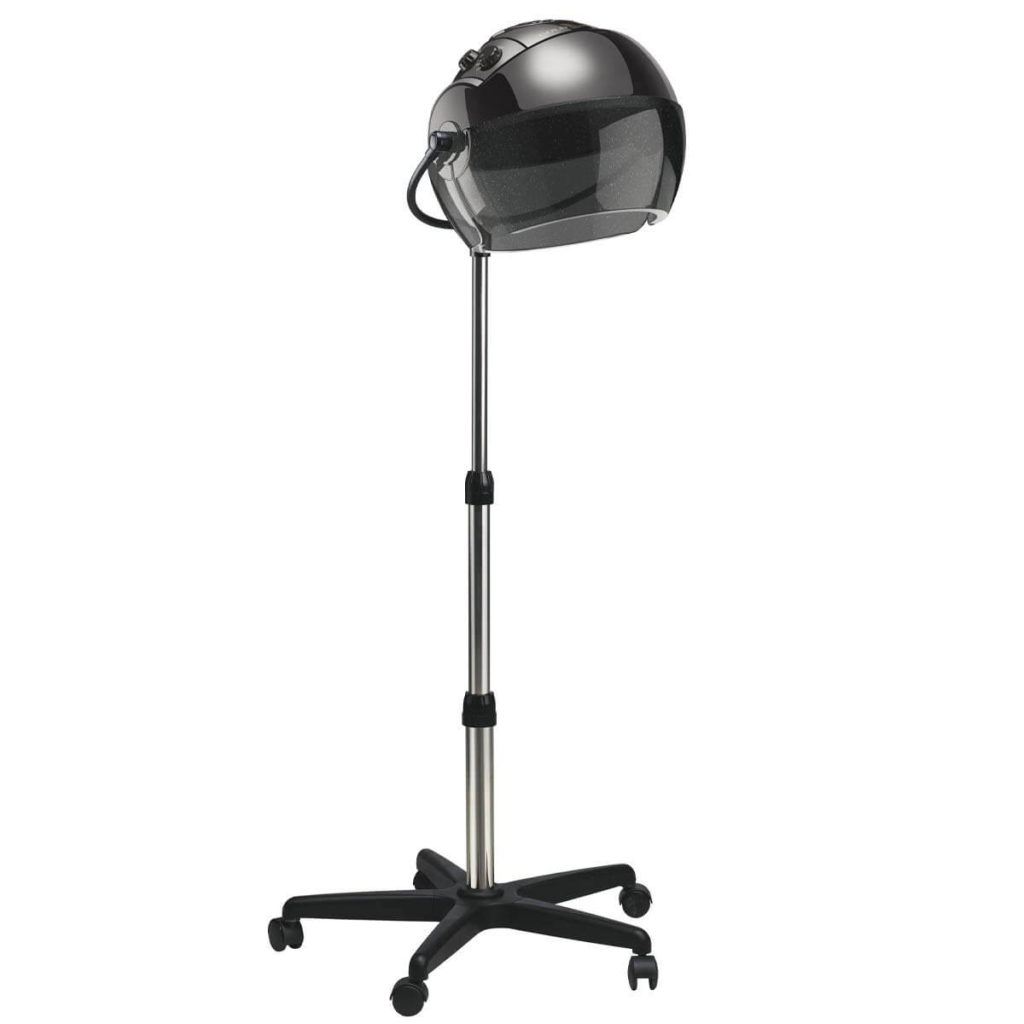 Gold N Hot Professional 1875W Ionic Stand Bonnet Dryer