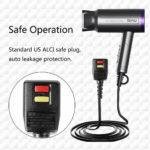 SIU 1000W Negative Ionic Blow Dryer Review Image 6