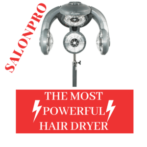 The Most Powerful Hair Dryer Review - SalonPro Hair Dryer (1)