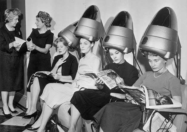 History of the hair dryer