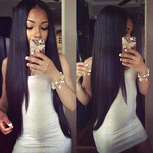 human wigs with bangs for black women